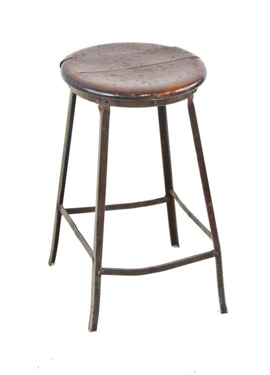 Original Early 1920 S American Vintage Industrial Weathered And