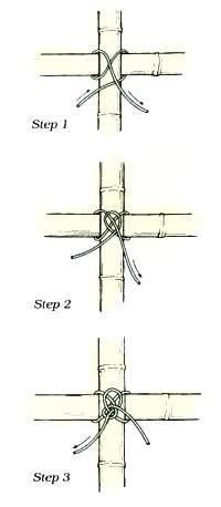 knoten bambus and krawatten on pinterest. Black Bedroom Furniture Sets. Home Design Ideas