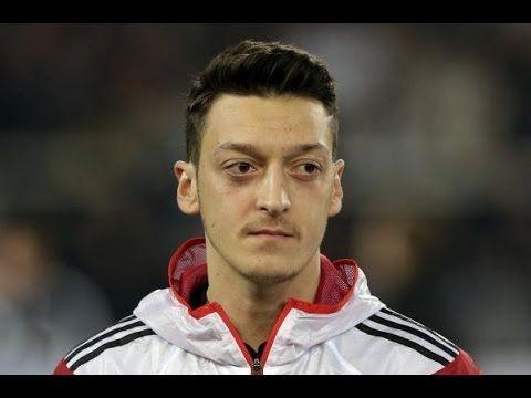 Mesut Ozil Hairstyle Hairstyle Mesut Ozil Kennfhi Hair Styles Ide Potongan Rambut
