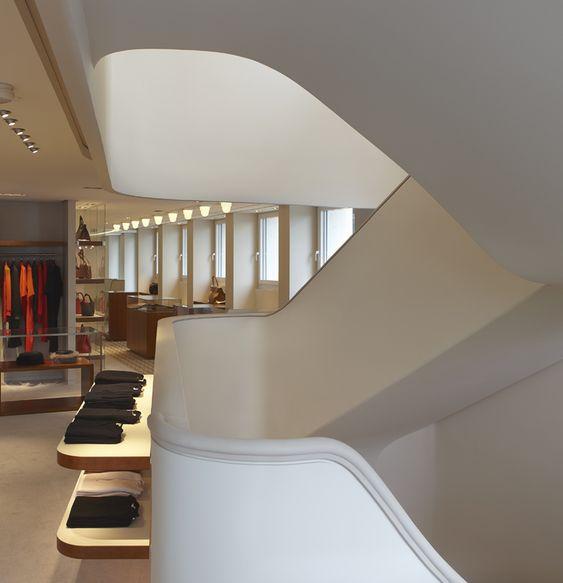 Hermès flagship store by RDAI, Geneva