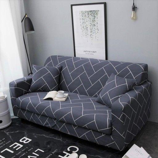 Elastyczny Pokrowiec Na Sofe Kanape Dwu Osobowa 7560219131 Allegro Pl Sofa Home Decor Furniture