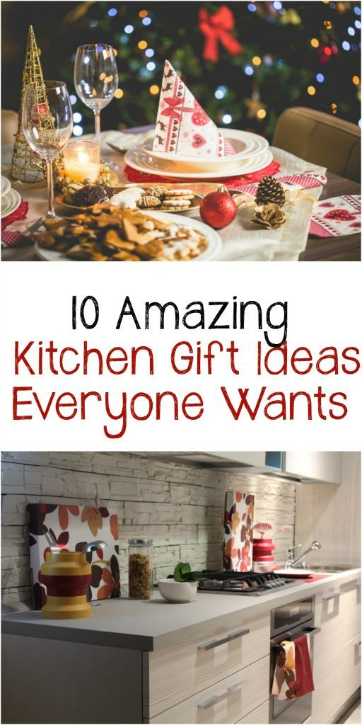 10 Amazing Kitchen Gift Ideas Everyone Wants This Year Kitchen Gift Diy Birthday Gifts Chef Gifts