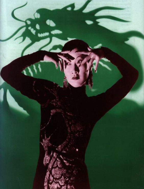 Daughter of the Dragon (1931)  Anna May Wong [1905-1961]