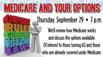 Mike Altman, an experienced Medicare benefits advisor, will review how Medicare…