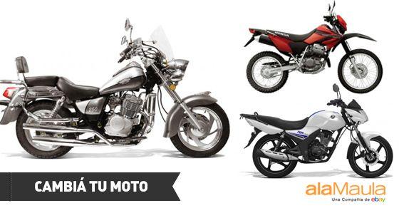 Para los motoqueros #motos en http://www.alamaula.com/l/motos-fotos/S69G1