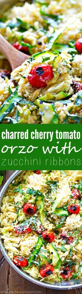 cherry tomatoes a dream skillets zucchini cherries ribbons tomatoes ...