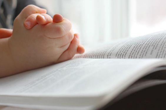 Como introduzir religião aos filhos.