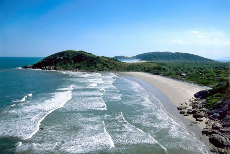 Ilha de Superagui, Paraná.