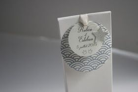 Fleur de pommier dans son atelier: Les baptêmes de cet été : variations autour du gris