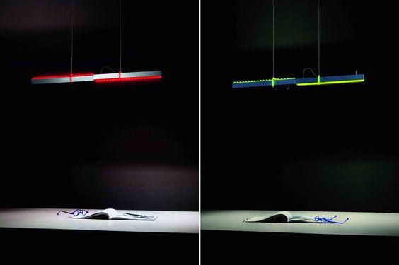 Ingo Maurer: Brick #LED #design #lightings