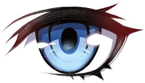 目の特徴でキャラクターの個性を描き分ける デジ絵 イラスト マンガ描き方ナビ 絵 目 イラスト