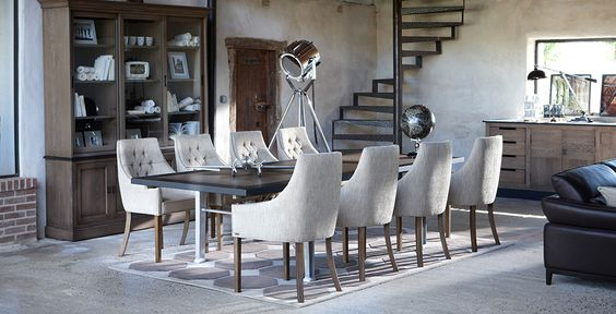 Table And Chairs Dining Room Tables Cabinets Salons Rooms Love