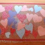 Festive Valentine Placemat