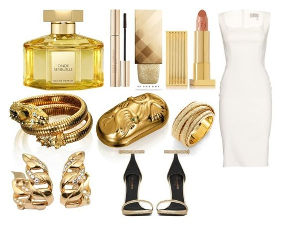 Без названия #2046 by southerncomfort on Polyvore featuring polyvore fashion style Lanvin Yves Saint Laurent Marco Bicego Cartier Lipstick Queen Dolce&Gabbana L'Artisan Parfumeur Burberry H&M clothing
