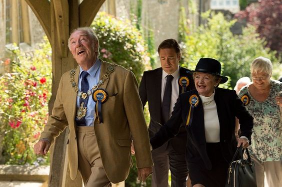 Michael Gambon entre los protagonistas de 'The casual vacancy':