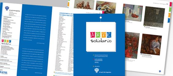 Arte Solidario - catalogue