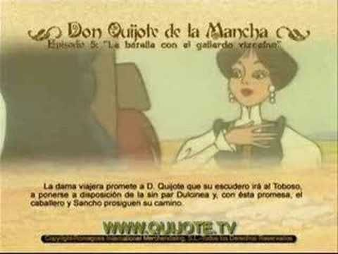 Videocuento Epis.#05 Resumen DON QUIJOTE DE LA MANCHA (1979) QUIXOTE - YouTube