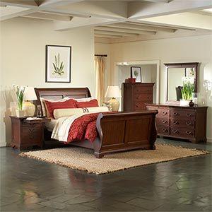Gentry 6-pc Queen Bedroom Set
