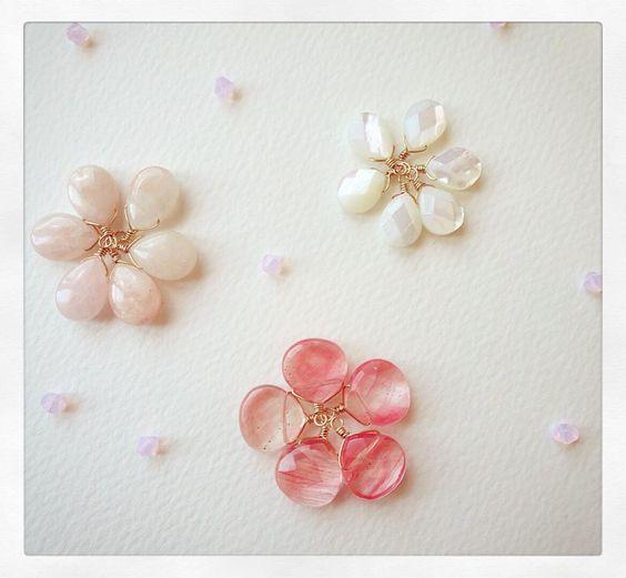 桜咲く♡ファッションにも春が来た!さくらアクセサリー特集