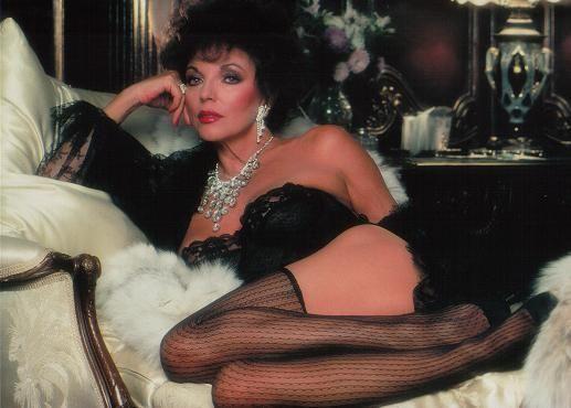 Joan Collins desnuda Farandulamusiccom