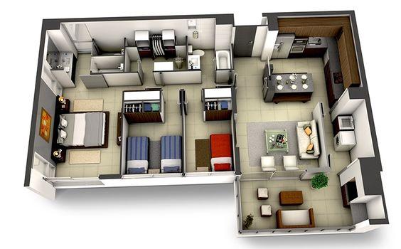Edificio Nexus - Departamentos en Ñuñoa : elinmobiliario.cl