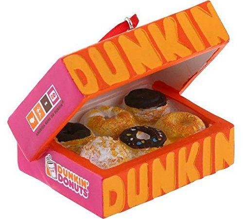 Dunkin Donuts Box Christmas Ornament New Dunkin Donuts Https Www Amazon Com Dp B01n0bzq14 Ref Cm Sw R Dunkin Donuts Ornament Donut Ornament Dunkin Donuts