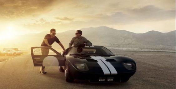 Ford Vs Ferrari E Ai Christian Bale Classic Films Ford Gt