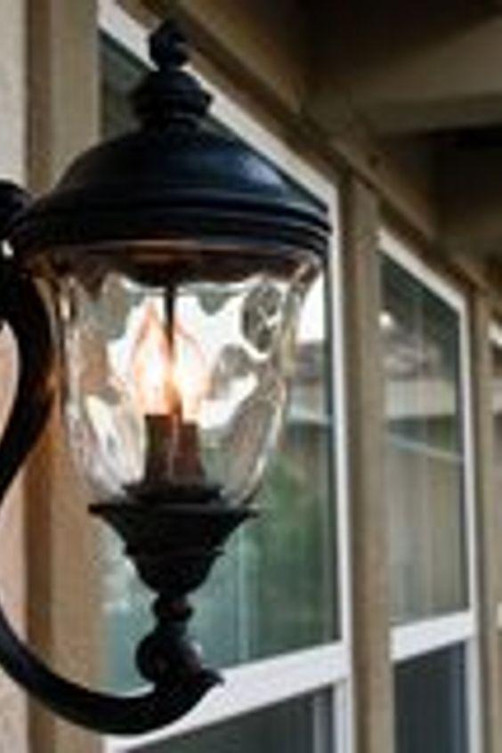 Home Outdoor Lighting Light Fixture, Outdoor Electrical Lighting Fixtures