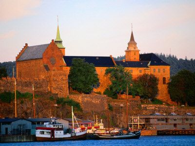 Akersus Slott - Oslo (palace)