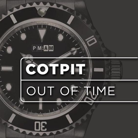 Cotpit – Out of Time (single cover art)