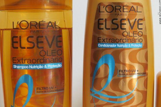 linha verao brasileiro loreal elseve shampoo condicionador. Cuide do seu cabelo não verão. Produtos para cabelos. Proteja seus cabelos.