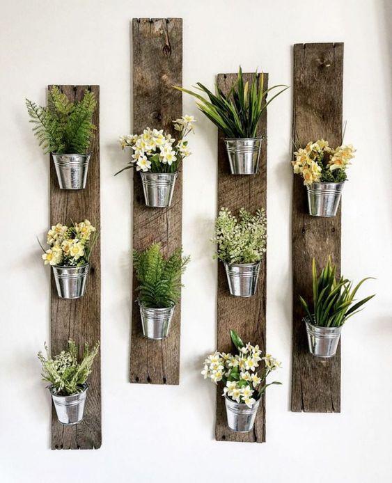 Ideas fáciles y efectivas para decorar con plantas de interior