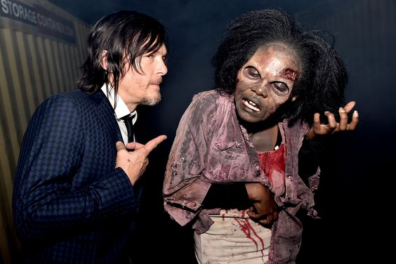 Norman Reedus Says The Walking Dead Made Him a Better Dad