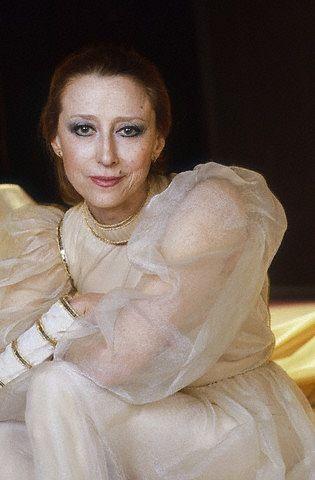 """Майя Плисецкая(1925 - 2015) -""""Чайка"""" 22 февраля, 1986г."""