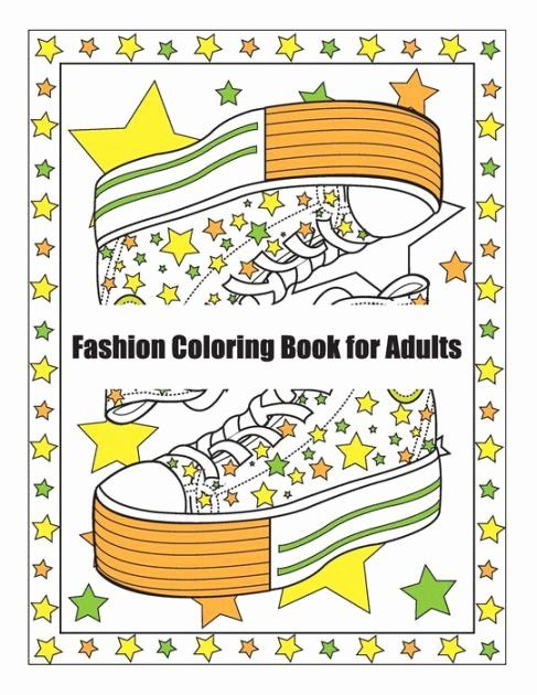 Coloring Book Barnes And Noble Awesome Fanciful Fashions Coloring Book For Adults By Individual In 2020 Fashion Coloring Book Coloring Books Animal Adult Coloring Book