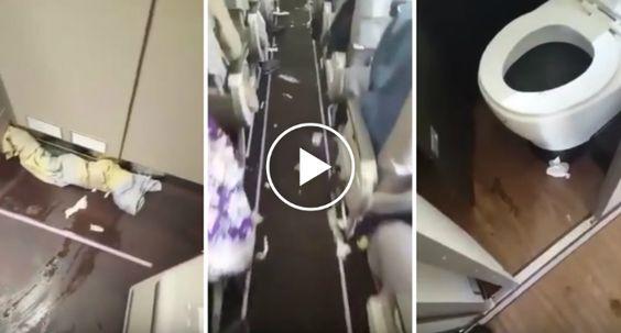 Como é Voar Num Airbus A330 Na Arábia Saudita http://www.desconcertante.com/como-e-voar-num-airbus-a330-na-arabia-saudita/
