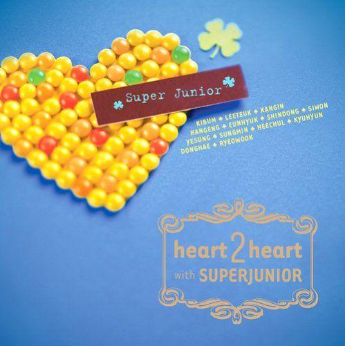 HEART 2 HEART WITH SUPER JUNIOR