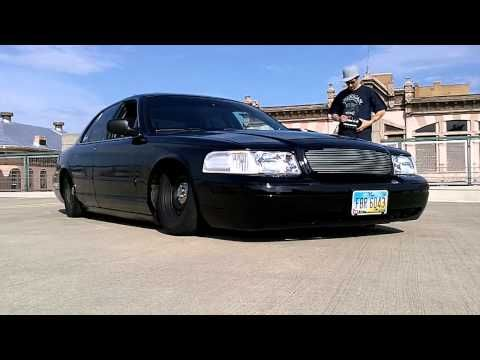 Crown Vic Hittin Switches 2010 Youtube Ford Police Ford