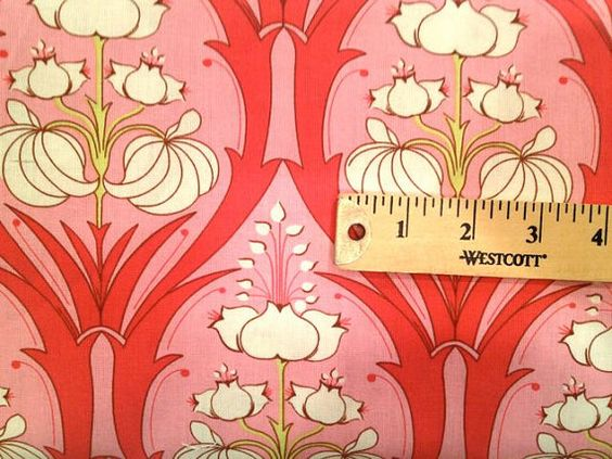 Amy Butler Fabric 1 Yard by shopmakeandmingle on Etsy, $10.00