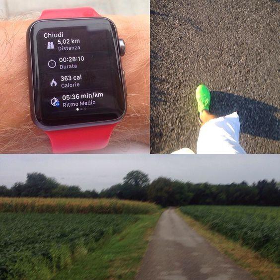 Inizio giornata con #5K di #running  a 5.36 min/km di media  Stiamo tornando in forma   #BredaPortoni   Da 1 a 10 quanto vi piace?   How do you like it 1 to 10?Welcome to the page! Follow Us! @bredaportoni @bredaportoni @bredaportoni #nike #nikefuel #nikeplus #STARTRUNNING #runthegame #runner #instarun #instarunner #run4fun #instasport #iocorroqui #corsa #fitness #igersfvg #igerspn #igersud #igersitalia #igfriends_friuliveneziagiulia #instafriuli #fvg #igers #architetti #architettura…