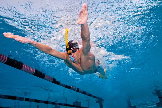 Swimmer's Snorkel: Really Focus on Swimming Technique