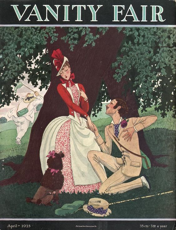 Vanity Fair Magazine, April 1925