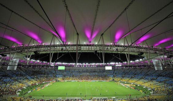 Maracanã Stadium – Rio de Janeiro, Brazil