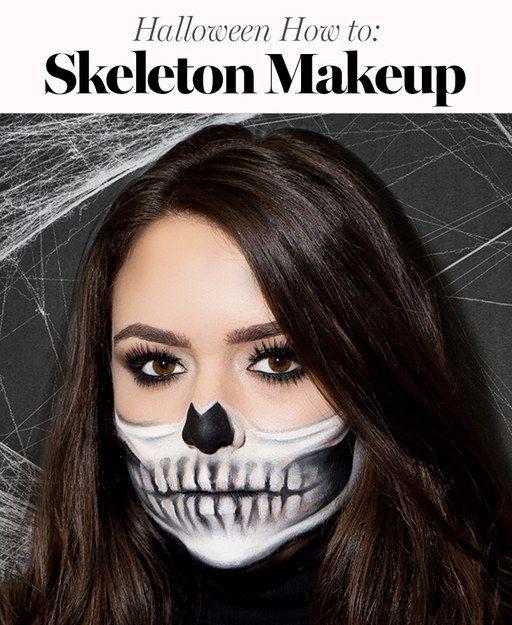 Best 25+ Skeleton makeup ideas on Pinterest | Pretty skeleton ...