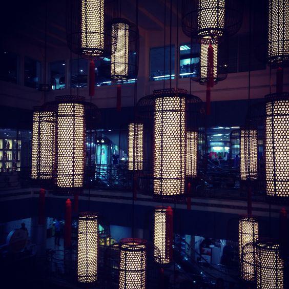 Saigon lanterns Ho Chi Minh City Vietnam Expat Diary Viet Nam J Henriques