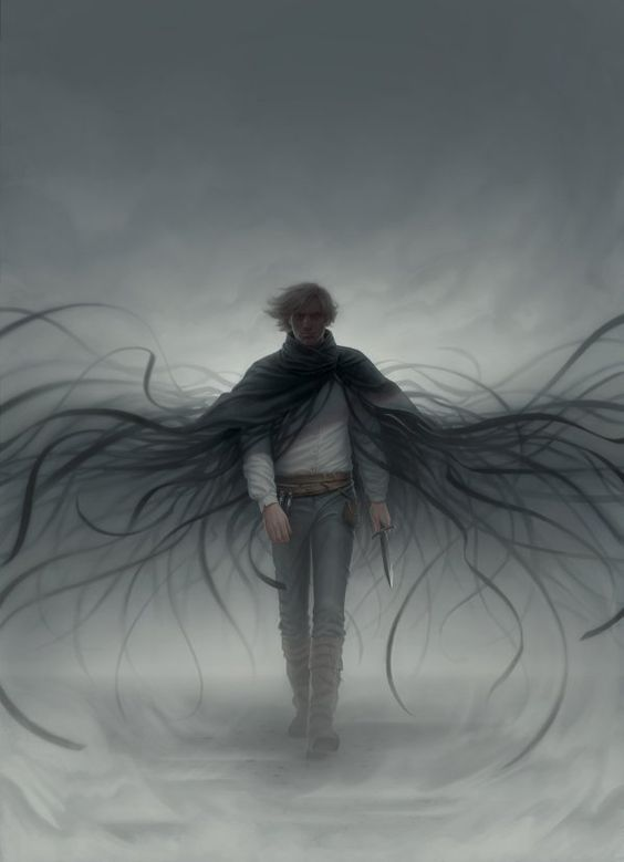 Cover art for Brandon Sanderson's Mistborn: Secret History. Art by Miranda Meeks.: