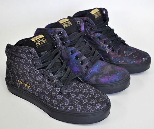 Tênis lindos da coleção inverno 2016 da Barth Shoes. Modelos Movi nas versões Tec Ibisco, Tec Galaxy e Tec Diamante Collor