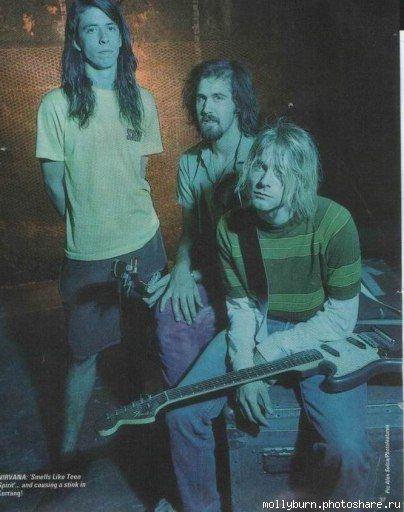 Nirvana ... oh yeah
