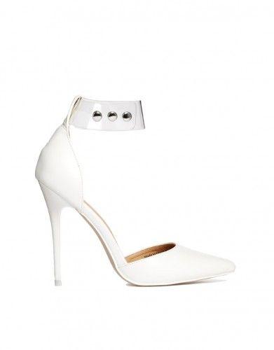 Sapato alto para noiva ASOS #casarcomgosto