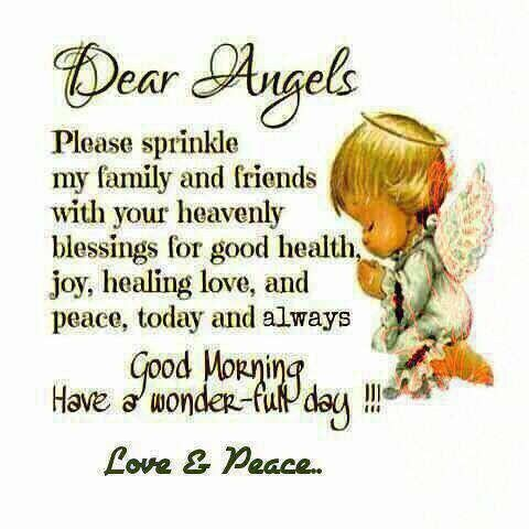 Blessings To You My Beautiful Angel My Love Hugs And Prayers Always Xoxo S Morning Greetings Quotes Good Morning Sister Good Morning Prayer